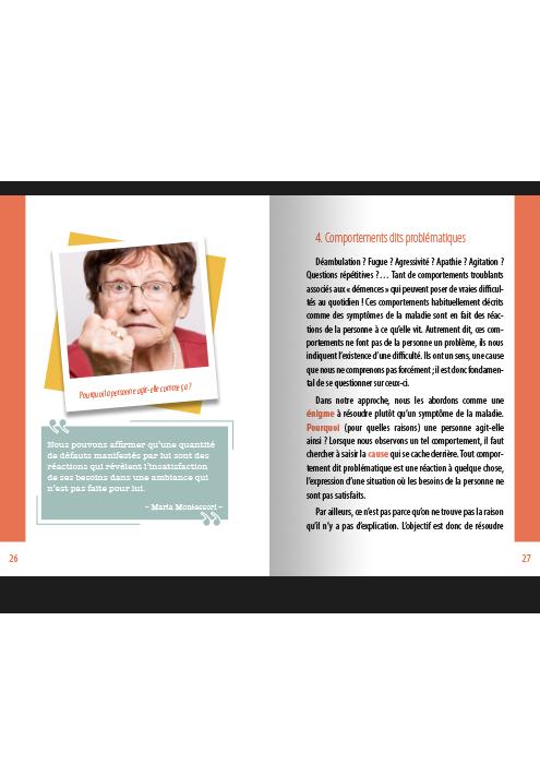 Brochure Montessori ASBL